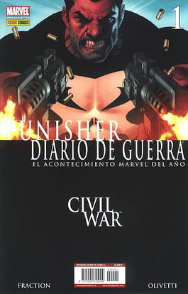 Punisher Diario de guerra 01