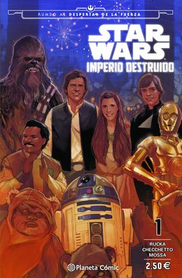 Star Wars: Imperio destruido (Shattered Empire) 01