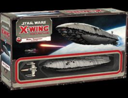 X-Wing. Transporte rebelde
