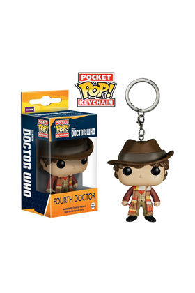 Doctor Who. 4th Doctor Pocket Pop!