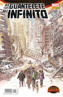 Secret Wars. El guantelete del infinito 03