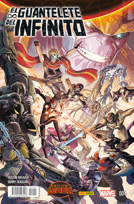 Secret Wars. El guantelete del infinito 04