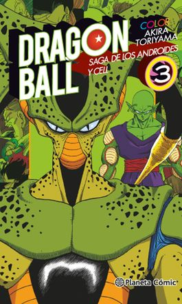 Dragon Ball Color. Saga de los androides y Cell 03