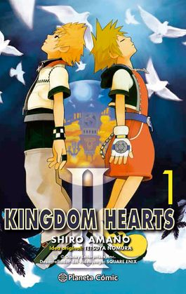 Kingdom Hearts II 01