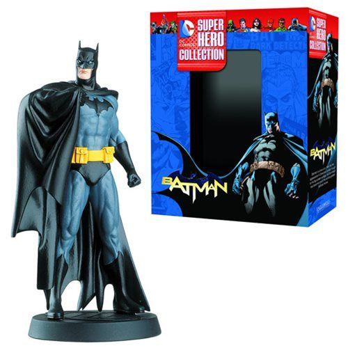 DC Super Hero Collection: Batman (EagleMoss)