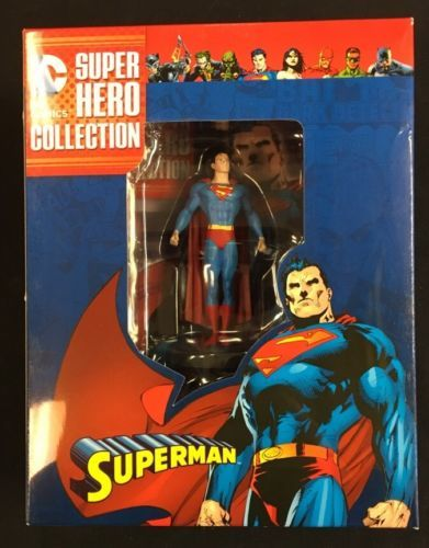 DC Super Hero Collection: Superman (EagleMoss)