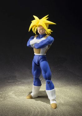 Trunks Super Saiyan. SH Figuarts
