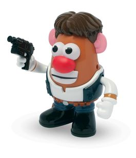 Mr. Potato: Han Solo. Star Wars