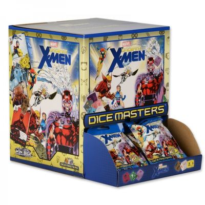 Marvel Dice Masters. Uncany X-Men