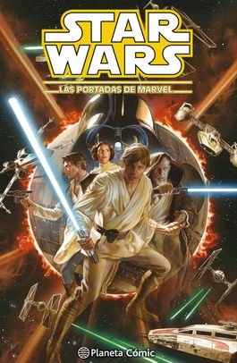 Star Wars: Las portadas de Marvel 01