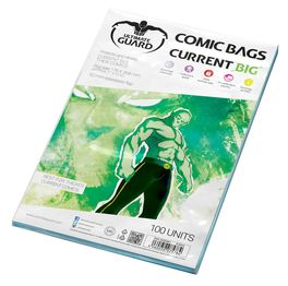 Comic bags (fundas) Current Big. Ultimate Guard