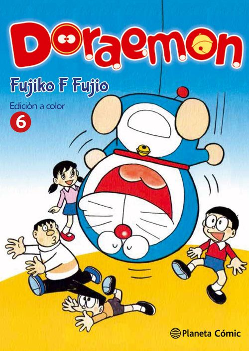 Doraemon Color 06 (de 6)