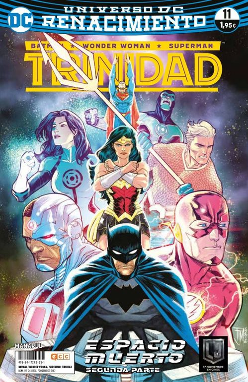 Batman/Superman/Wonder Woman: Trinidad Renacimiento