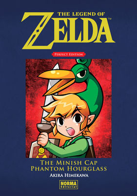 "The Legend of Zelda. Perfect Edition 03. ""The Minish Cap"" y ""Phantom Hourglass"""