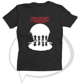 "Camiseta ""Stranger (Things)"" XS"