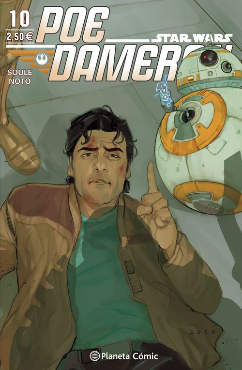 Poe Dameron, Star Wars
