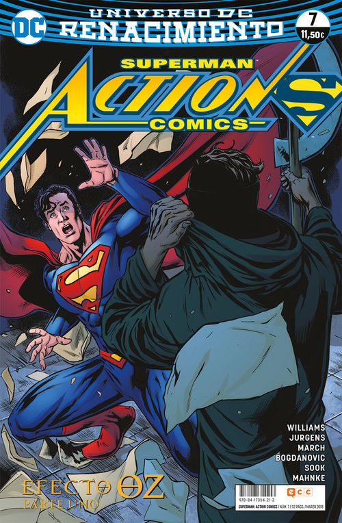 Superman: Action Comics, Renacimiento