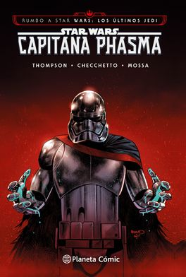 Star Wars: Capitana Phasma