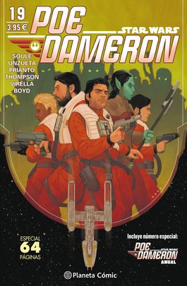Star Wars: Poe Dameron 19