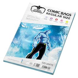 Comic bags (fundas) Regular Size. Ultimate Guard
