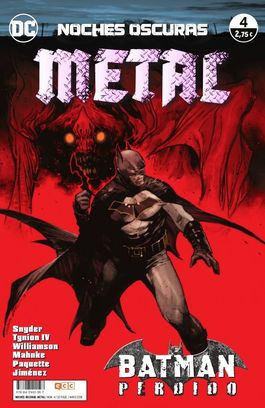 Noches oscuras: Metal 04