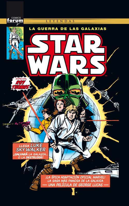 Star Wars: Los años Marvel. Especial Roy Thomas