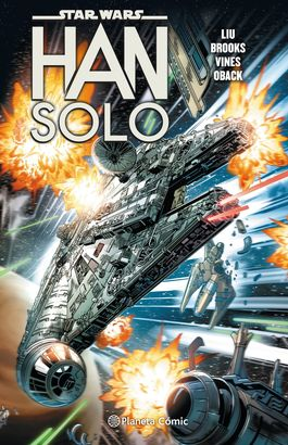 Star Wars: Han Solo (tomo recopilatorio)