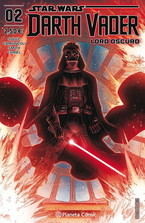 Star Wars: Darth Vader Lord Oscuro