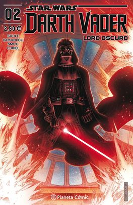 Star Wars: Darth Vader Lord Oscuro 02
