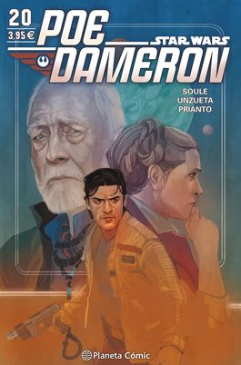 Star Wars: Poe Dameron 20