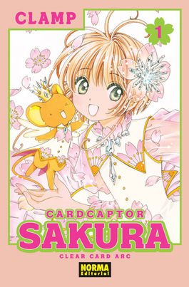 Card Captor Sakura. Clear card arc 01