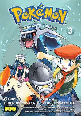 Pokemon 19. Diamante y Perla 03