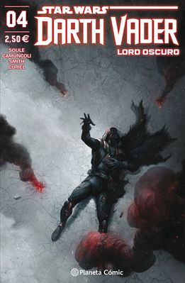 Star Wars: Darth Vader Lord Oscuro 04