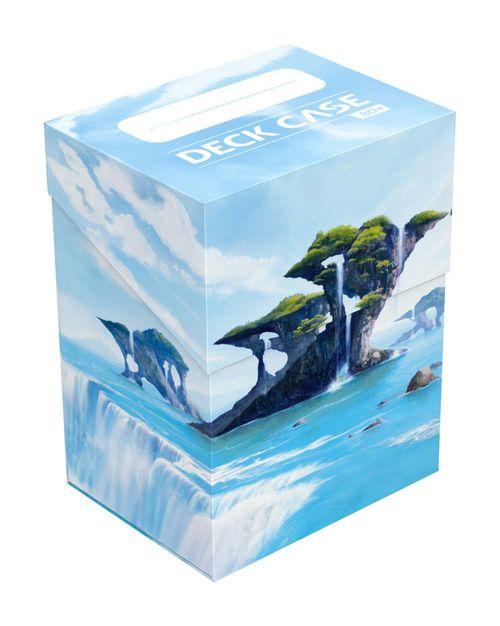 Deck Box (80+) Lands Edition. Isla 1