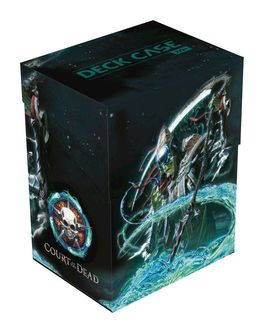 "Deck Case 80+ Court of the Dead ""Death I"""