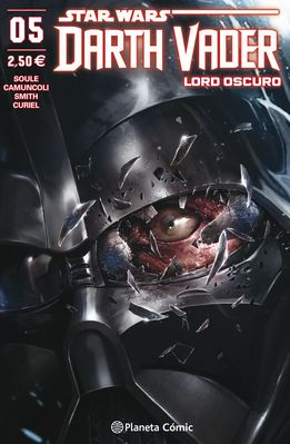 Star Wars: Darth Vader Lord Oscuro 05