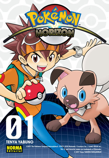 pokemon horizon