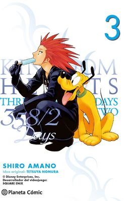 Kingdom Hearts 385/2 days 03