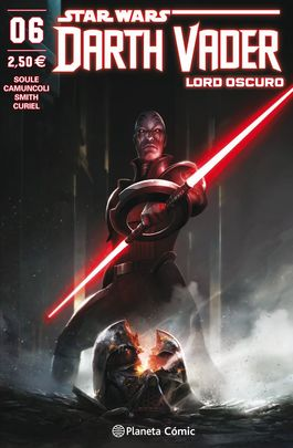 Star Wars: Darth Vader Lord Oscuro 06