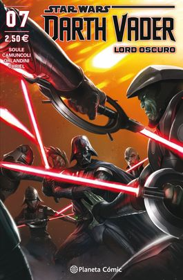 Star Wars: Darth Vader Lord Oscuro 07