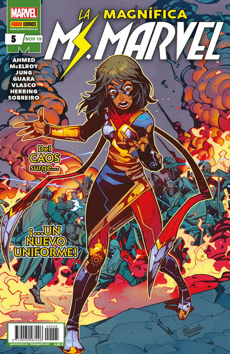 ms marvel, magnifica ms marvel, kamala khan