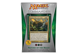 MTG: Commander. Nature of the Beast