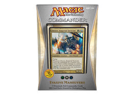 MTG: Commander, Evasive Maneuvers